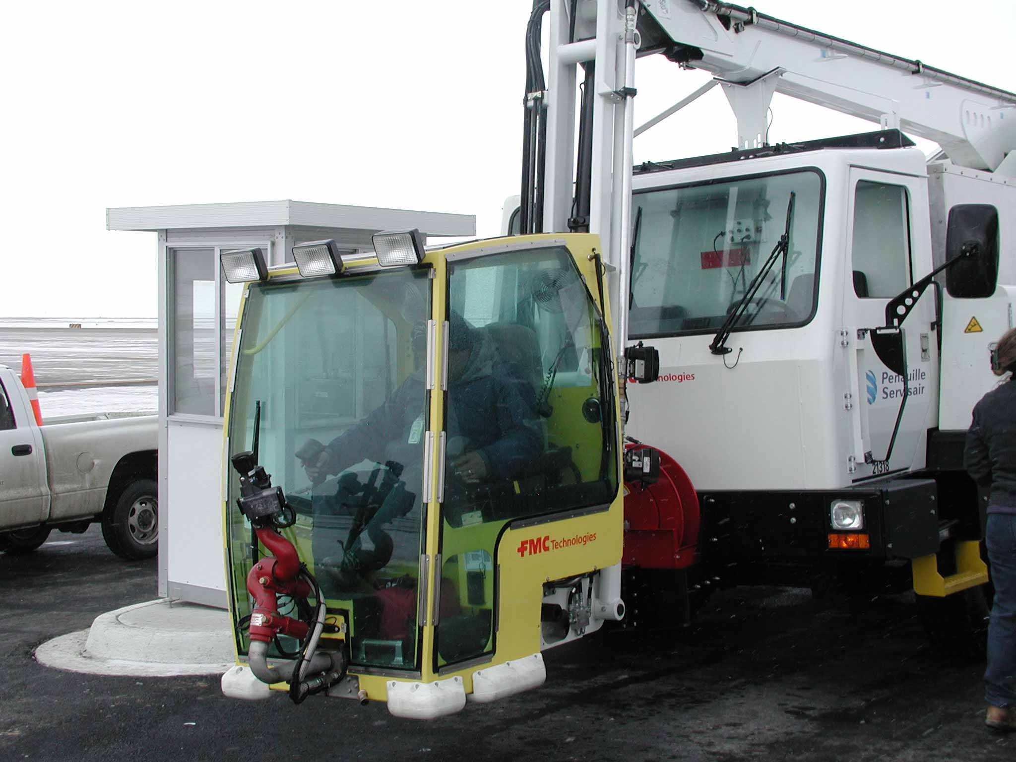 Airport Deicer 4