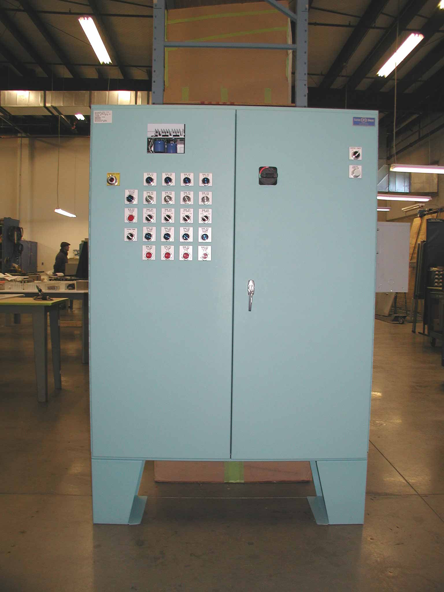 Colorado Food and Beverage Canning Line PLC 1