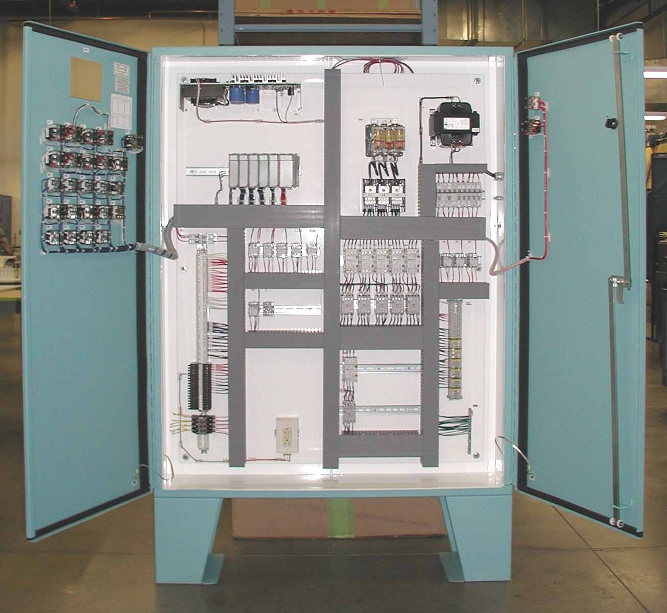 Colorado Food and Beverage Canning Line PLC 2