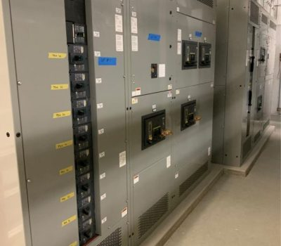 LV Switchgear Data Center