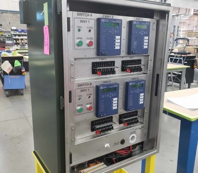 Protective Relay Panels 2