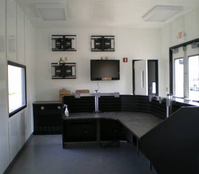 Kentucky MV Compressor Station MCC Control Room 2